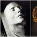 26 death masks of famous historical figures
