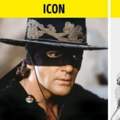 8 real faces hidden behind famous icons