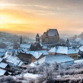 Enchanting nature and old traditions of Romania