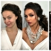From Cinderella to Princess: the amazing transformation into a bride with makeup