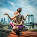 Harmony in the middle of the metropolis: yoga in a big city