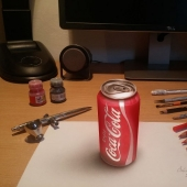 Incredibly realistic 3D drawings
