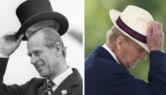 Life behind the Queen of great Britain Philip, Duke of Edinburgh