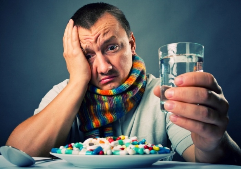 Medicinal 40 degrees: is there a cure for vodka these 7 diseases?