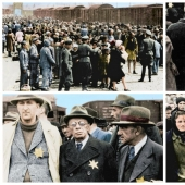 Photo of Auschwitz in color: so even worse