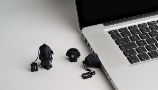 The most creative USB sticks