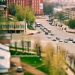 Toy birthplace: urban landscapes of Russia in the lens tilt-shift