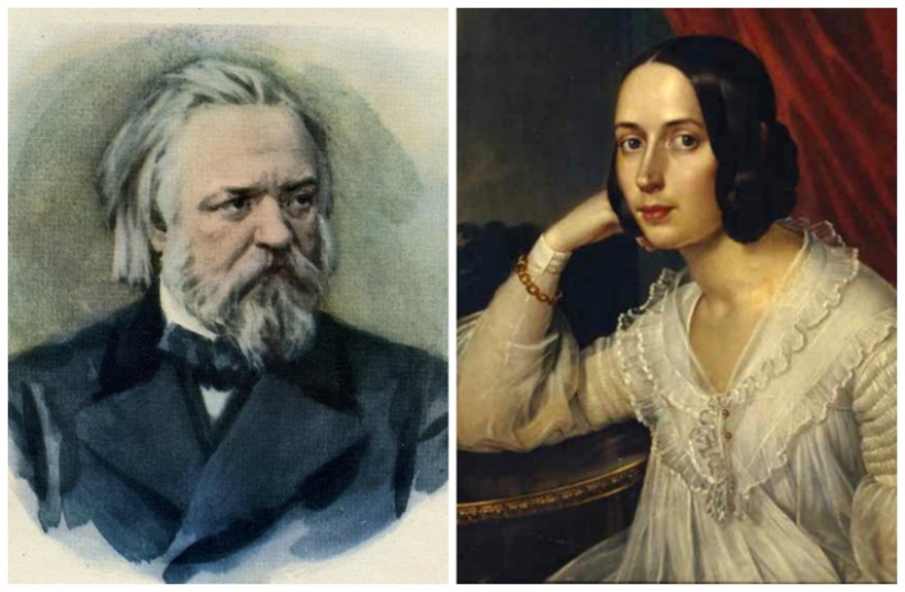 Troinitsky Russian literature: writers that lived a Threesome
