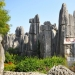 Wonders of the world: stone forest in Shilin, China